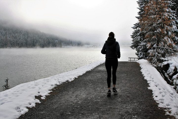 How to keep in shape over Christmas - our 5 tips