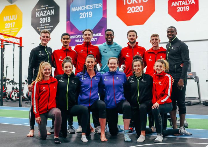 Team GB looking for home success at World Taekwondo Championships