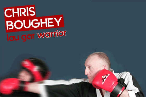 Lau Gar Warrior - Chris Boughey Talks to Martial Arts Online