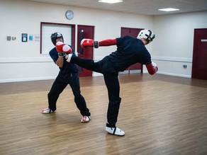 What to expect in an LSK Martial Arts Class