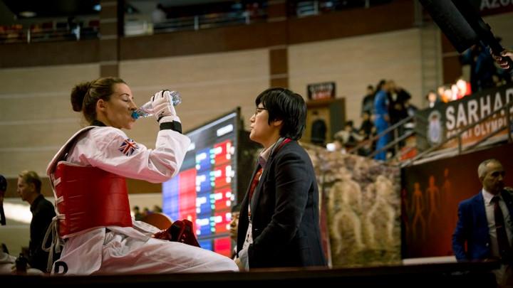 Performance coach Jinmi Choi steps down from GB Taekwondo