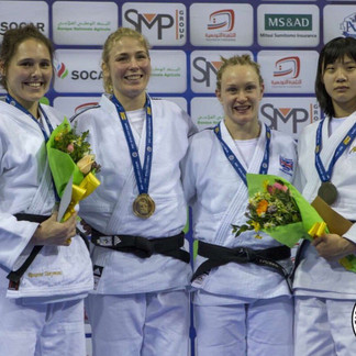 Gemma Howell strikes Bronze in Tunis