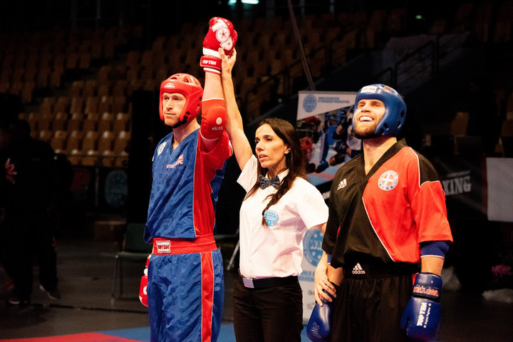 Aston & Everill lead the way for GB Kickboxing
