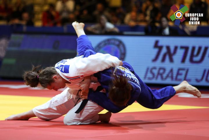 Mega medal haul for GB at European Judo Championships