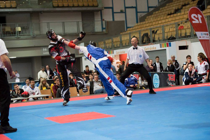 Fin-tastic! GB medals at BestFighter World Cup