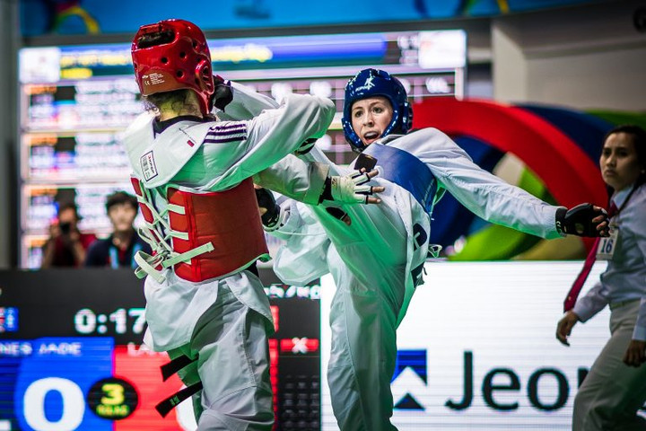 Top Taekwondo athletes are Manchester bound