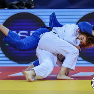 GB Judo announce European team