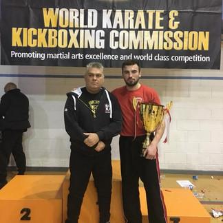 Alex Barrowman Jr is THE grand champion
