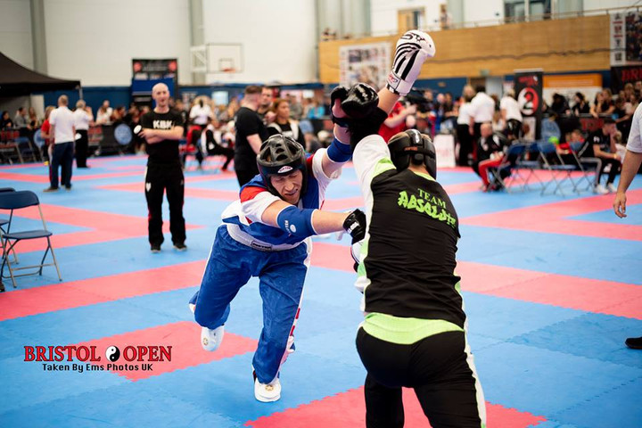 Everill is the Grand Champion and Aston is back on top - Bristol Open results