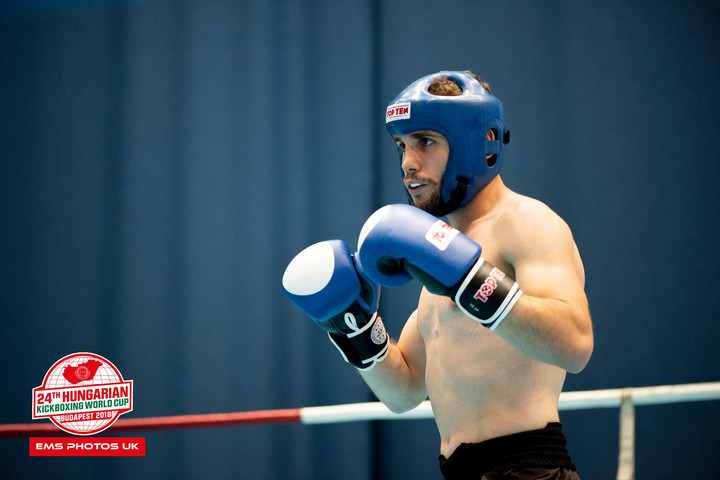 UK success at Hungarian Kickboxing World Cup