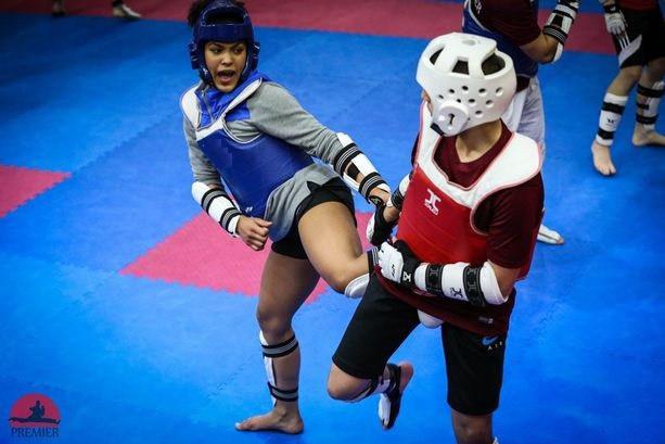 Kyla Julien & Josh Calland join GB Taekwondo Squad