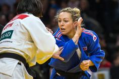 Sally Conway Wins Dusseldorf Grand Slam Gold