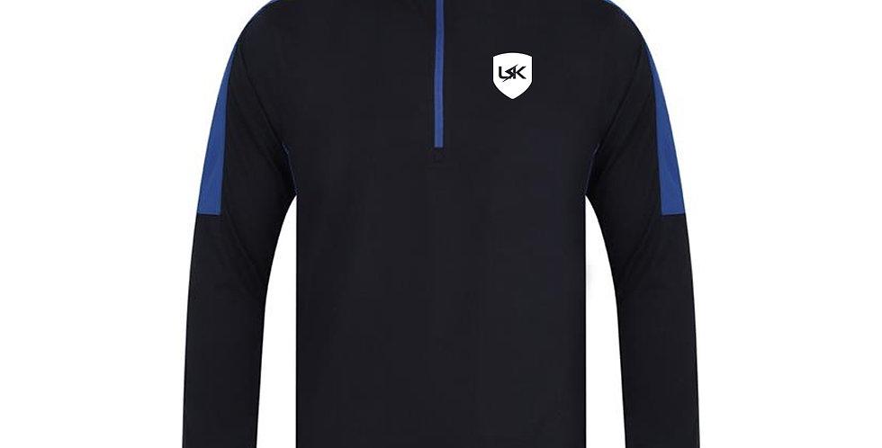 LSK Elite Team Performance Zip Top