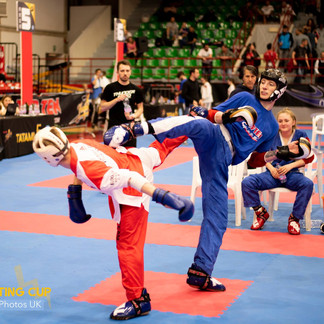 Cory Cook adds Pointfighting Cup senior title to honours list