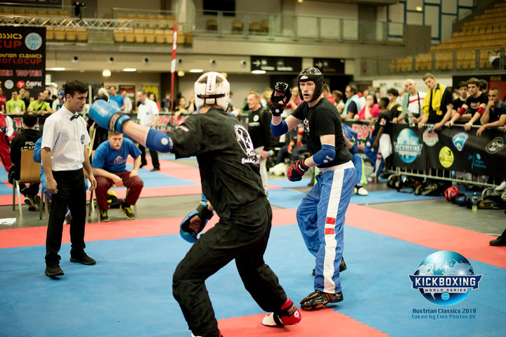 ASTONishing Captain Chris! - World Champ talks to Martial Arts Online
