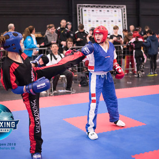 Kickboxing - a WORLD game