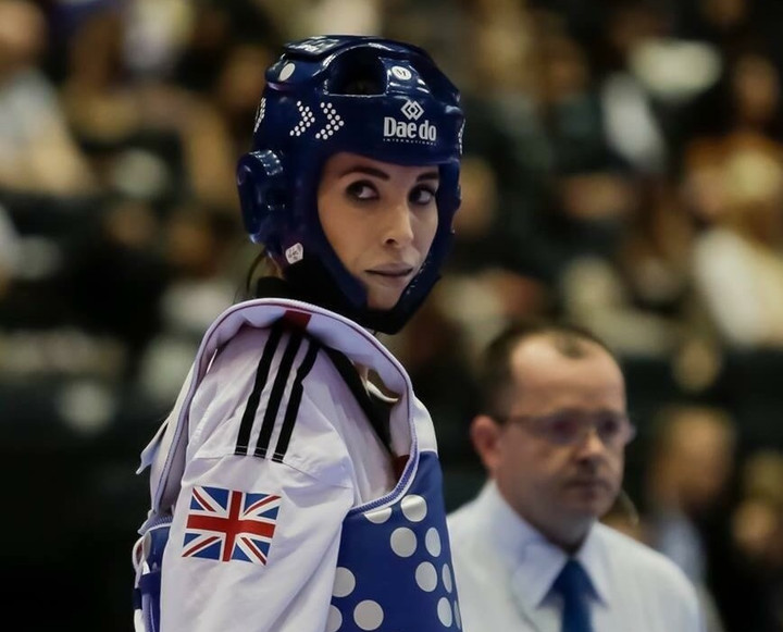 Jade Slavin is going for Gold in Russia - Taekwondo star talks to Martial Arts Online