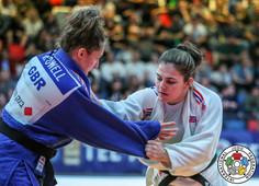 Jemima Yeats-Brown takes Judo Bronze in Tel-Aviv