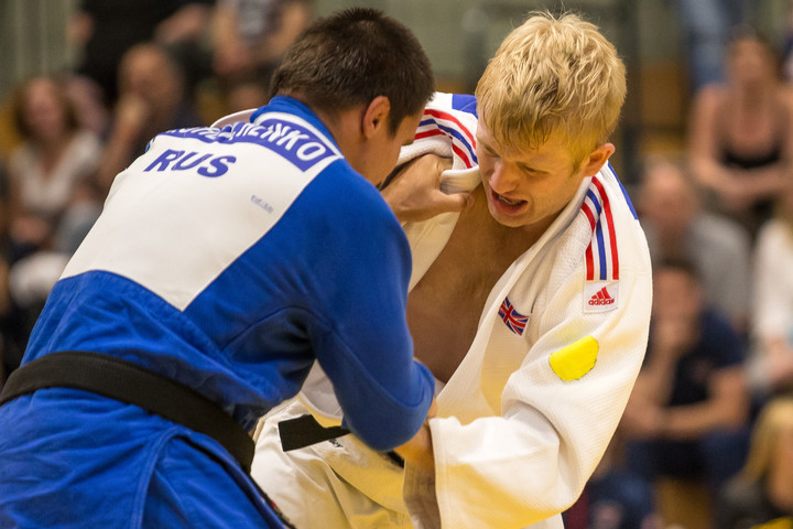 GB Judo Name Team For 2018 IBSA World Judo Championships