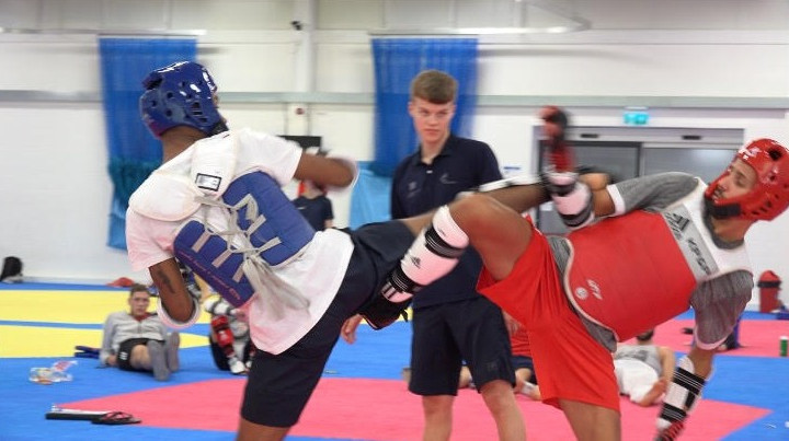 Star of the future? Joel Walsh talks to Martial Arts Online