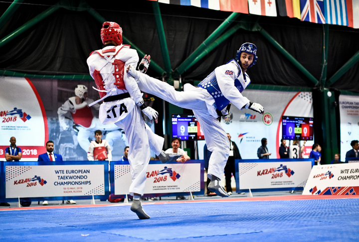 Success down under for GB Taekwondo