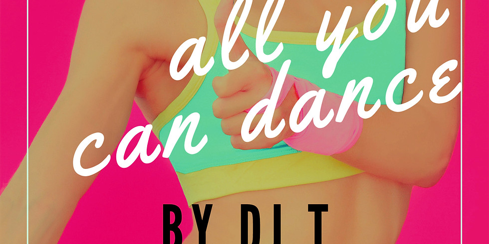 All you can dance by DJ T & Egge Tänzer