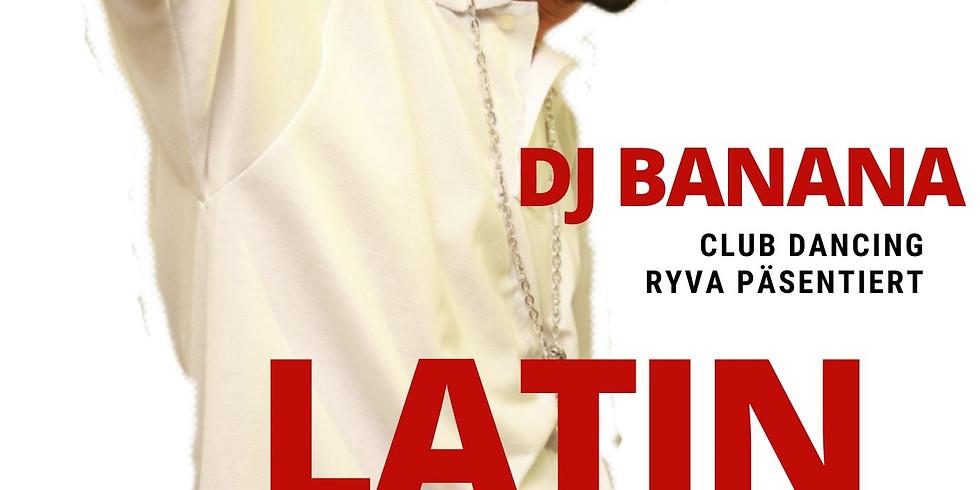 Latin Night by Dj BANANA