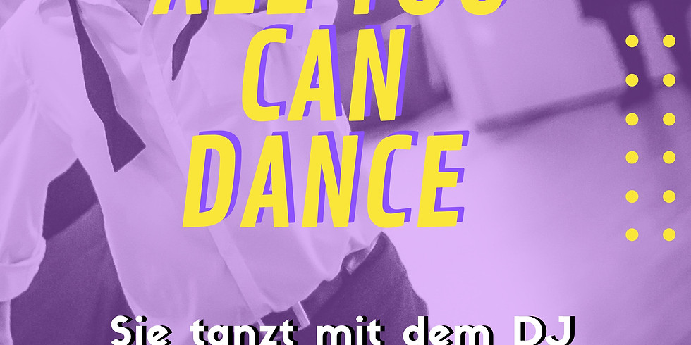 All you can Dance by DJ «T»