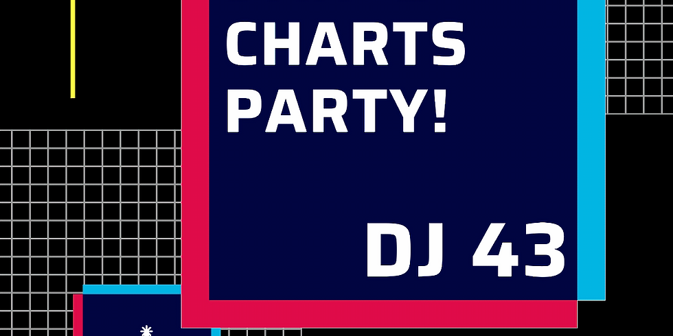 Dance Charts Night by DJ 43