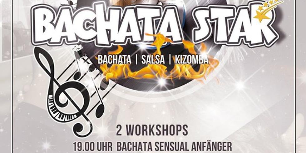 Bachata Star - 2 Workshops