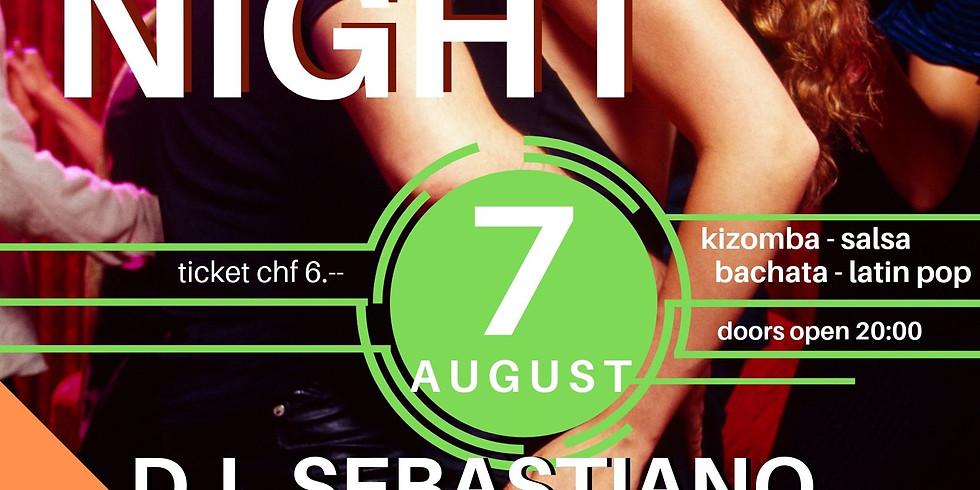 RYVA Latin Night by GT Bachata & DJ Sebastian