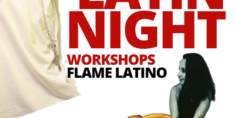RYVA Latin Night by DJ Banana & Marica Flame Latino