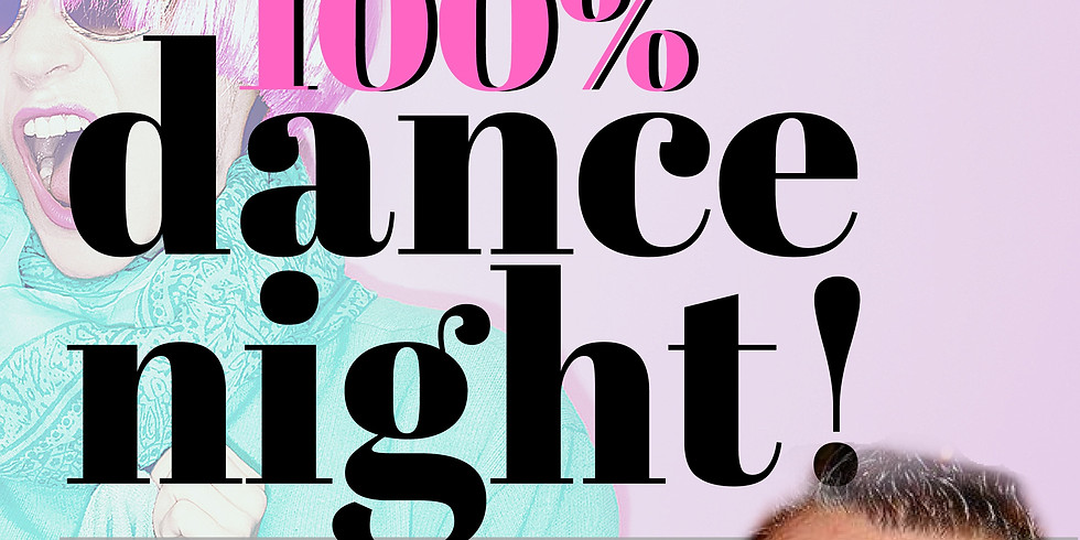 100% Dance Night mit DJ Janosch