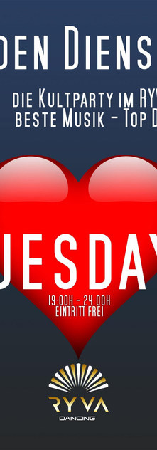 i  love tuesdays