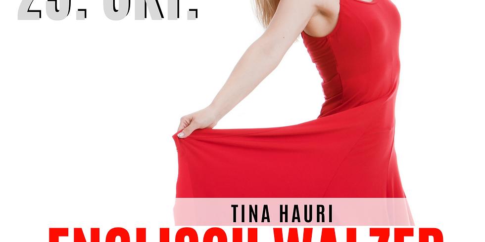 Enlisch Walzer Workshop mit Tina Hauri
