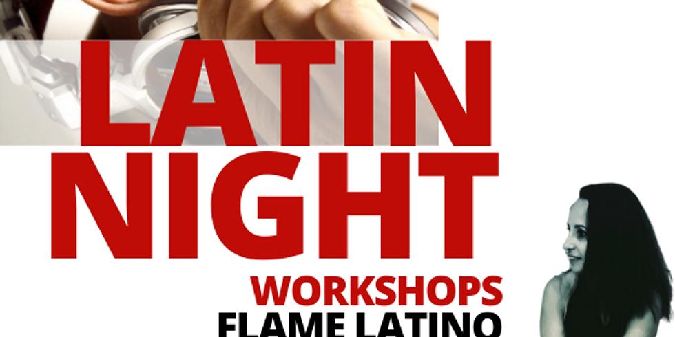 RYVA Latin Night by DJ Wilson & Marica Flame Latino