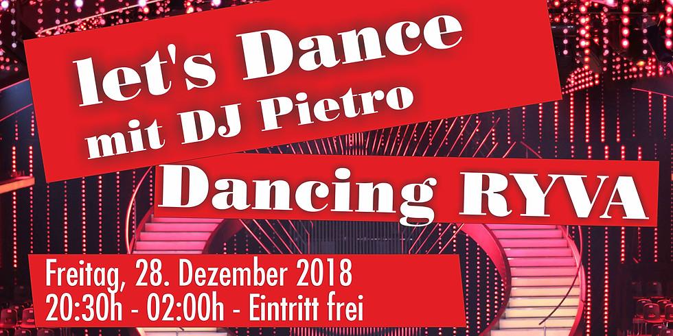 Let's Dance mit DJ Pietro