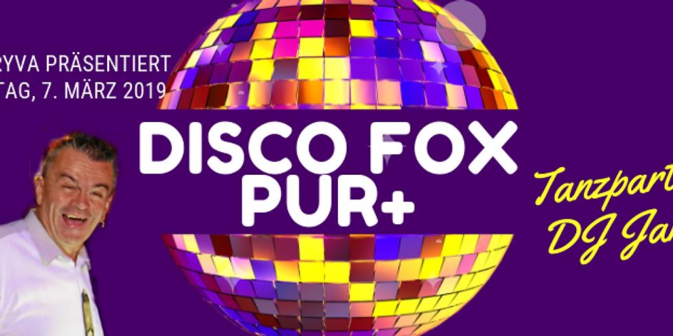Disco Fox Pur - Go Dance mit DJ Janosch