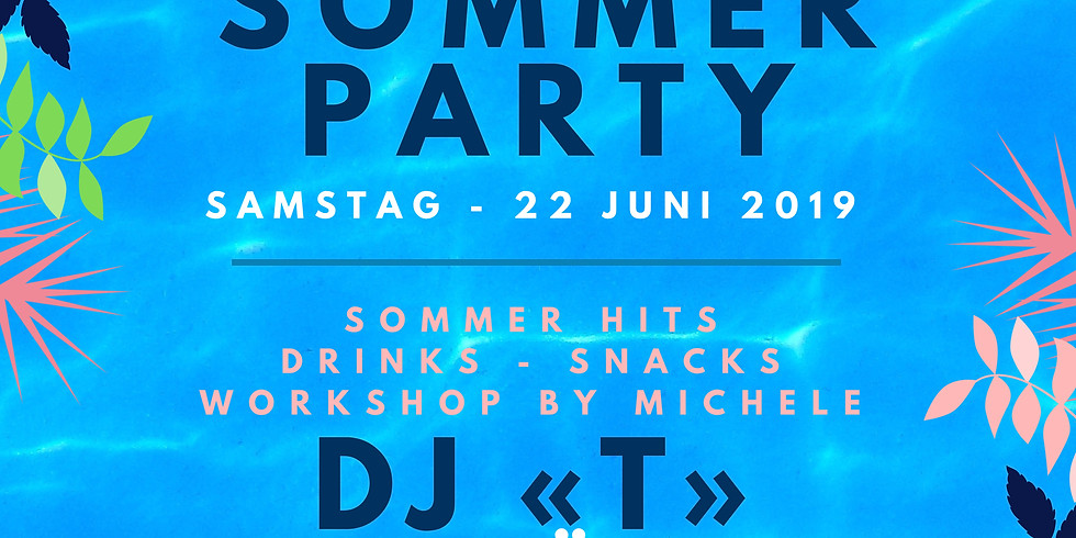 Tropical Sumer Party by DJ «T»