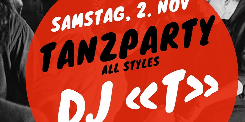 Tanzparty All Styles by DJ «T»