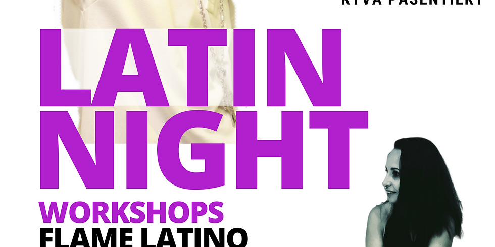 Salsa Mix Workshop mit Marica Flame Latino