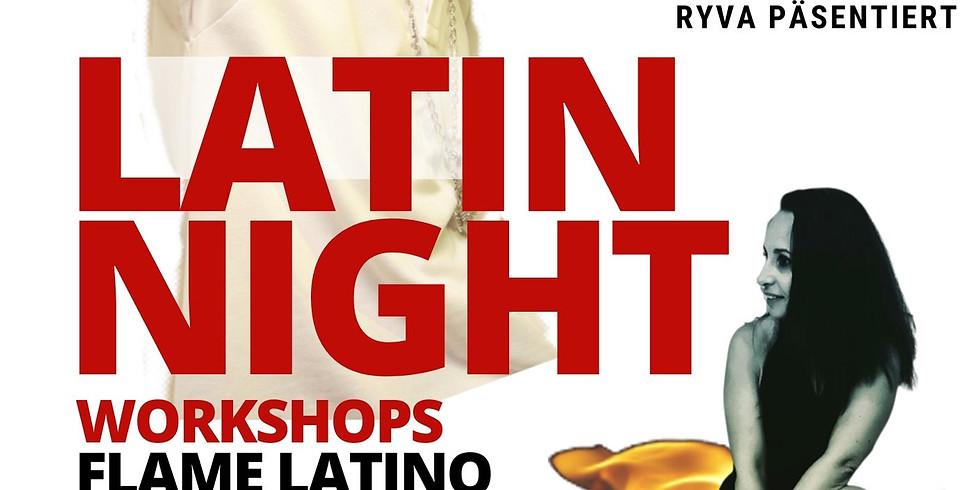 Latin Night& Salsa Workshop