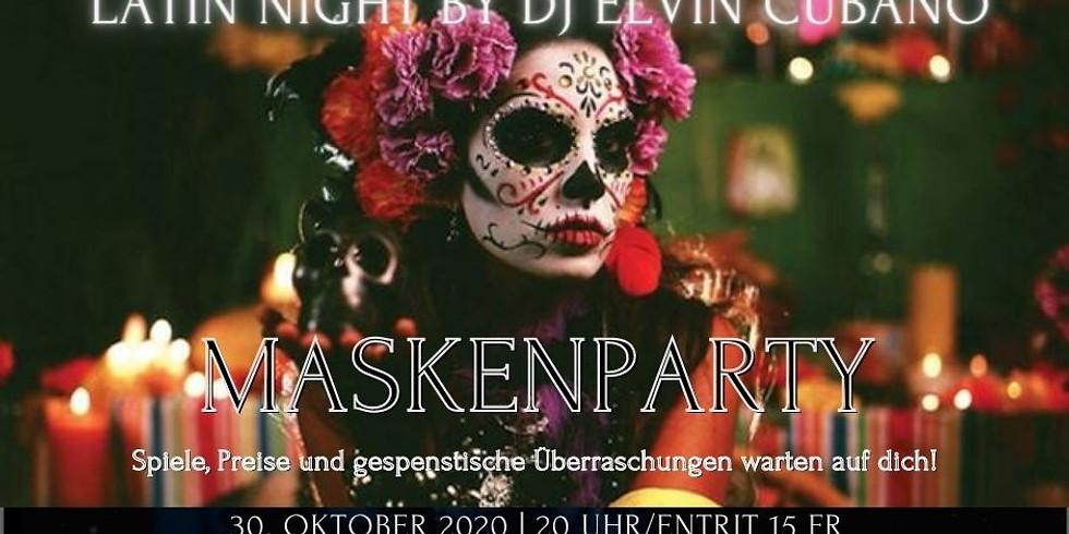Latin Halloween Party-Dia de los Muertos