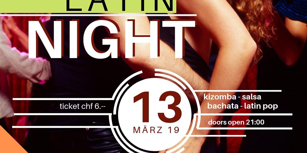Latin Party mit DJ Rafa