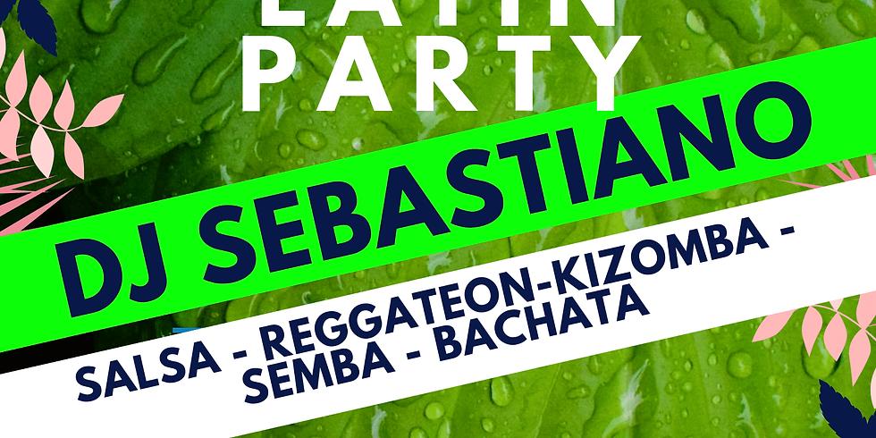 Tropical Latin Party by DJ Sebastiano