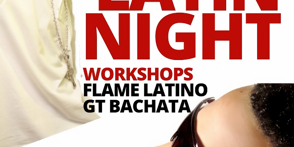 RYVA Latin Night by DJ Banana & GT Bachata Basel