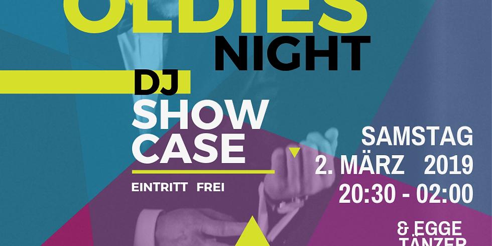 Oldies Night mit DJ Showcase