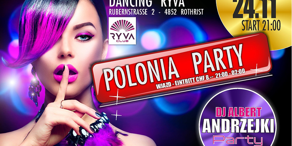 Polonia Party mit DJ Albert