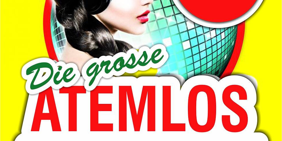 Atemlos - die Schlager Tanzparty mit DJ 43