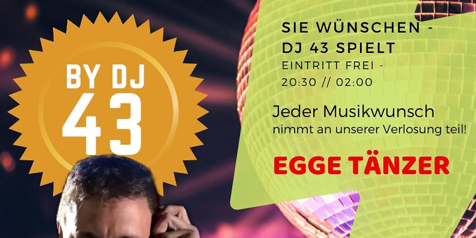 WUKO Night mit DJ 43   -  Best of